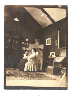 The Studio 1909
