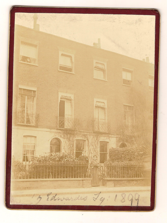 3 Edwardes Square 1899