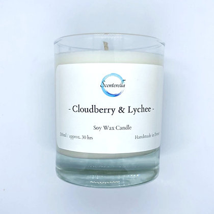 Cloudberry & Lychee