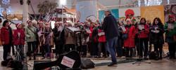 Singing Carols 2016