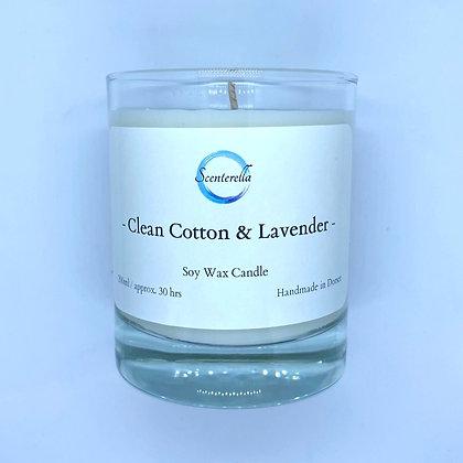 Clean Cotton & Lavender