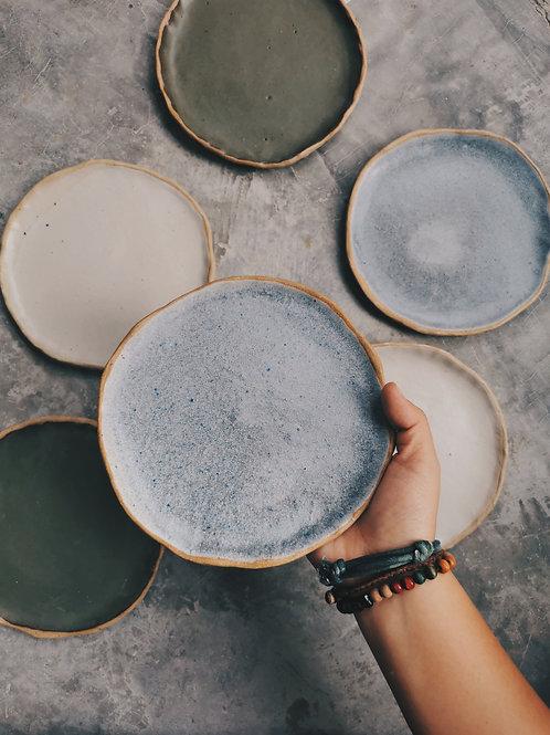 Organic Personal Plate (18cm)