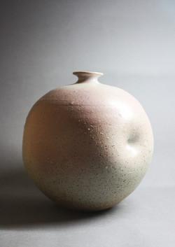Cherry blossom vase