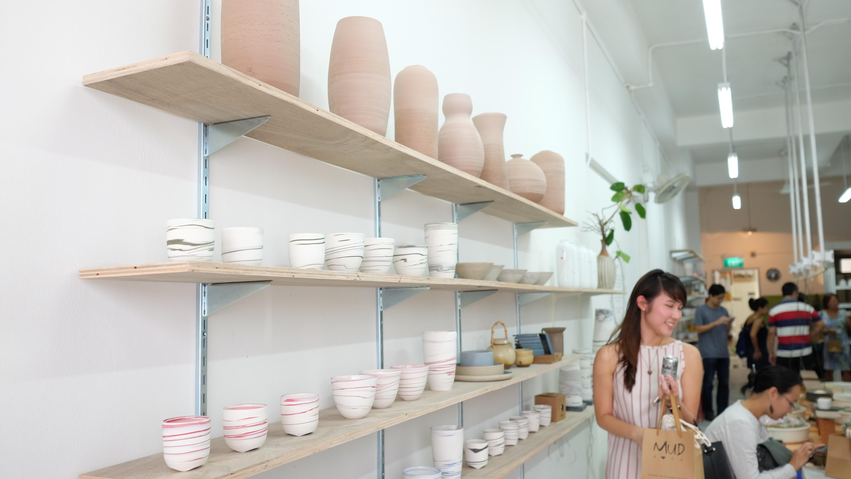 Retail and bespoke ceramics