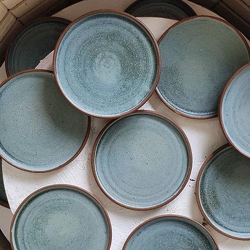Edged plates