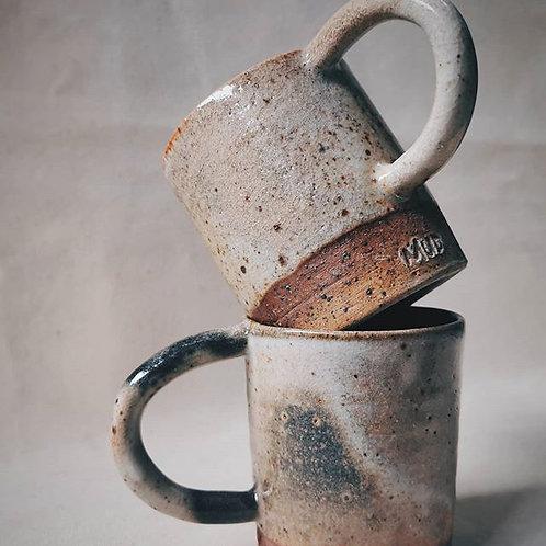 Warehouse mug (shades and hue varies)