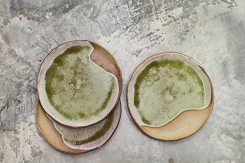 raw plates 19cm