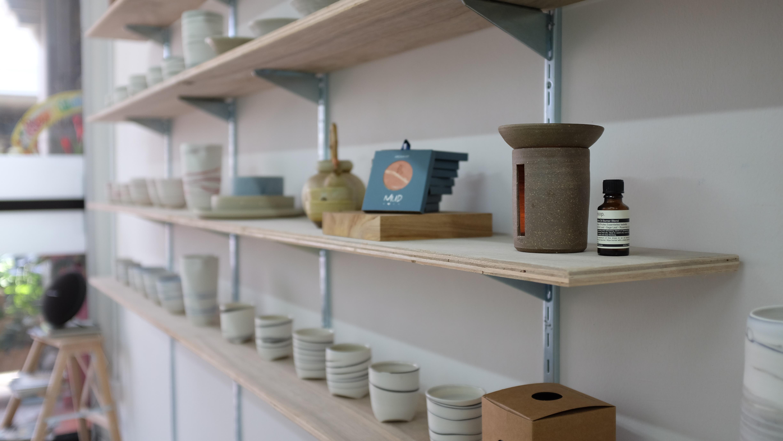 Locally handmade ceramics