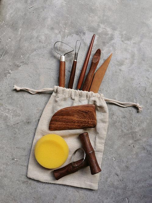 Standard Pottery Tool Kit