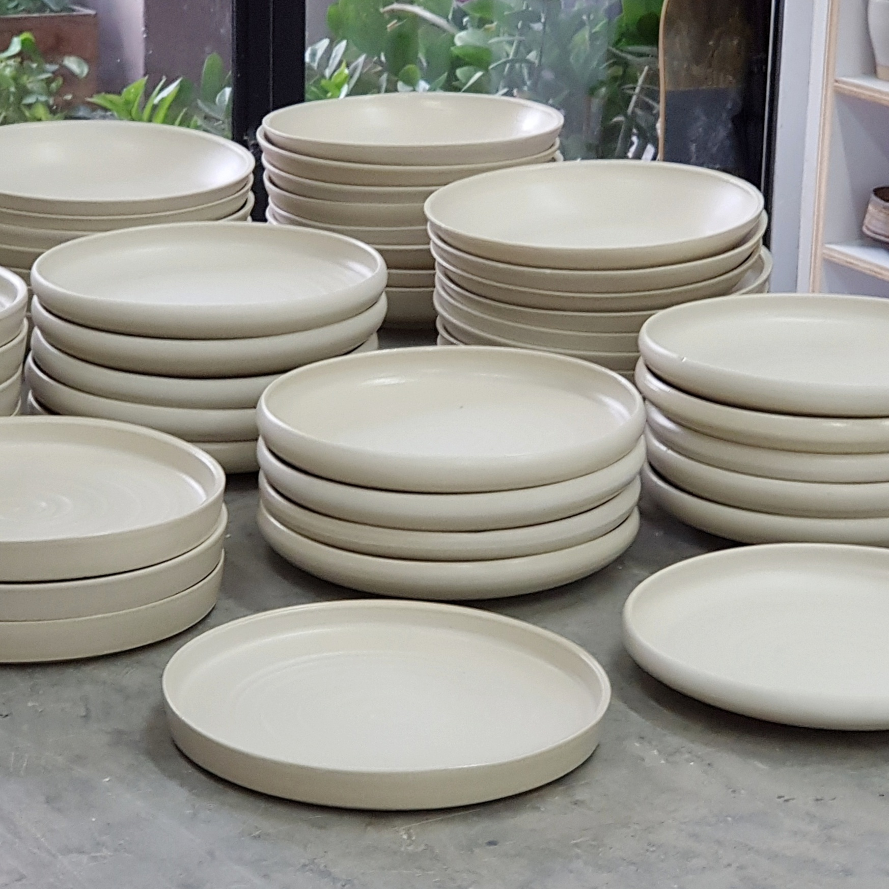 Wares for restaurant