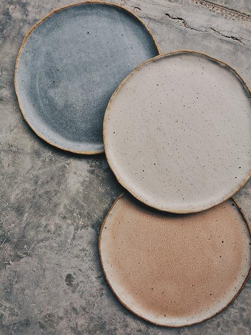 Coconut Plates