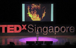Michelle's talk at TEDx Singapore