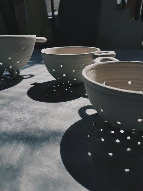 Handmade Colanders