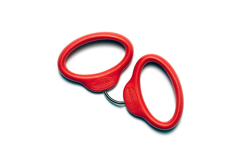 Curly cutting wire