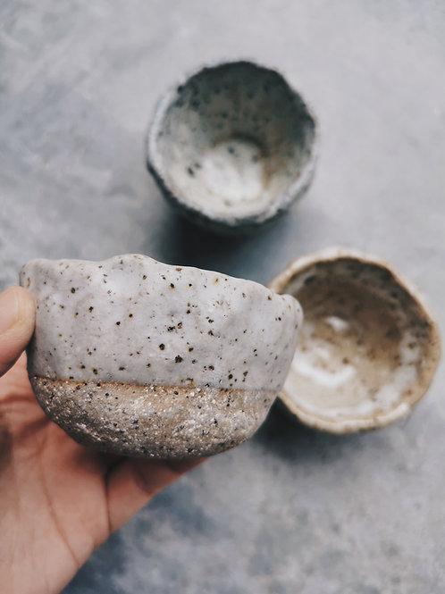 Organic Coconut Saucer