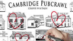 Cambridge Pub Crawl