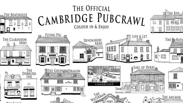 Cambridge Pub Crawl