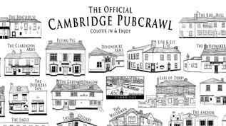 CAMBRIDGE PUBCRAWL