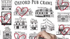 Oxford Pub Crawl