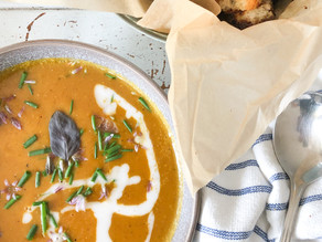 Creamy Delicious pumpkin Soup