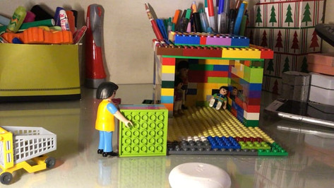 La famille Lego