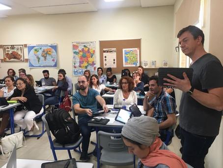 Formation aux usages pédagogiques de l'IPAD, mercredi 9 mai