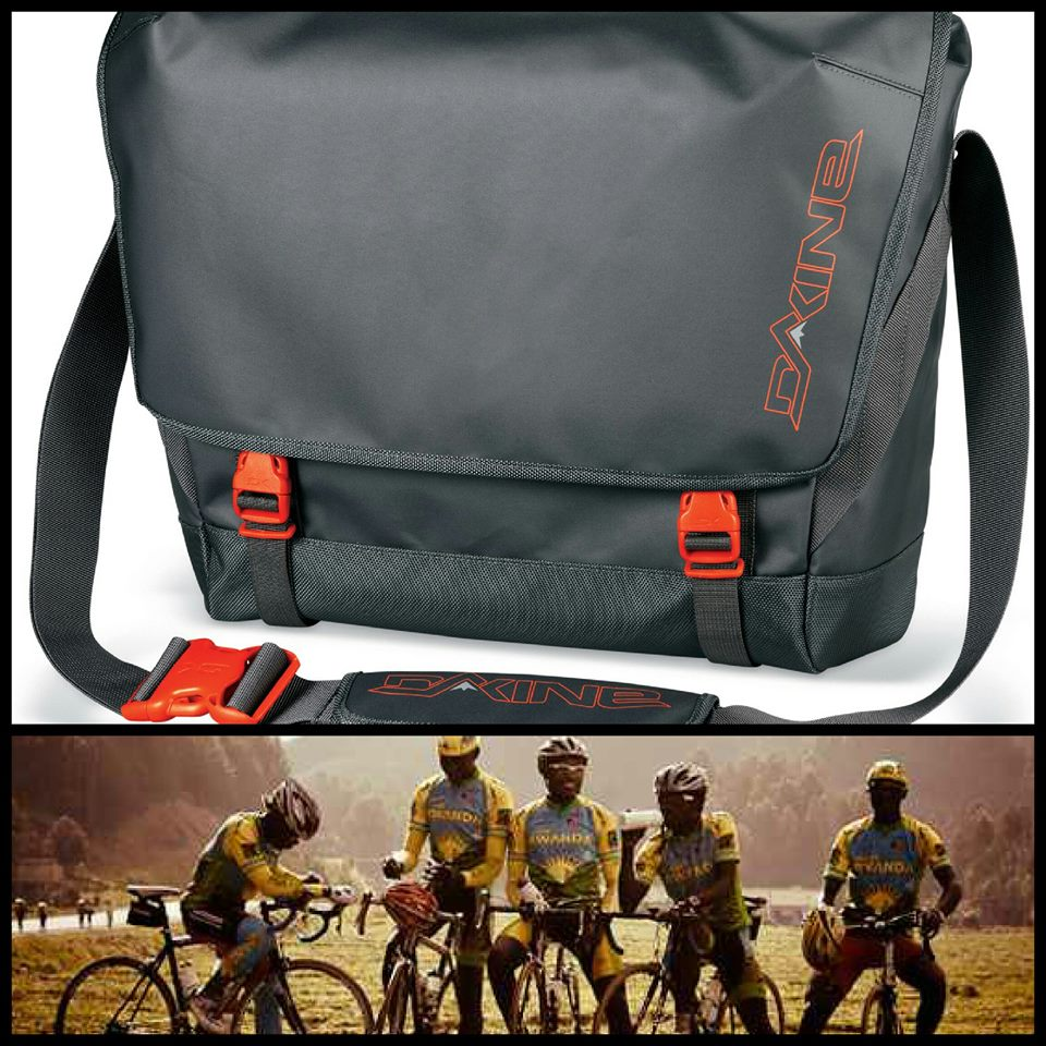 BAKINE Messenger Bag