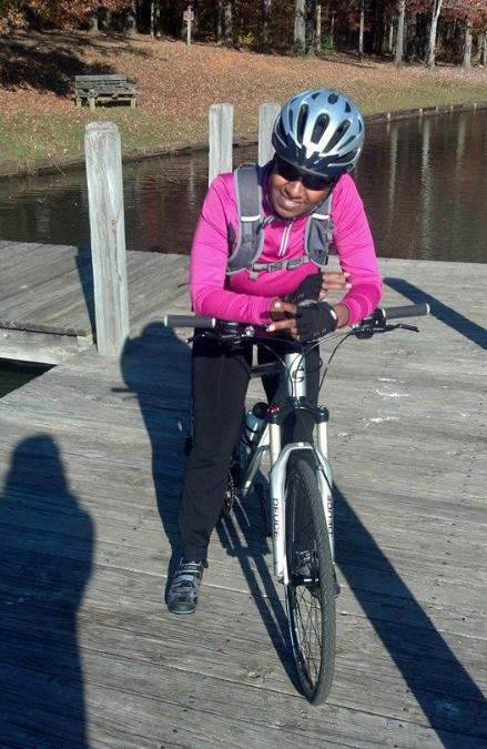 Cynthia Bikes!