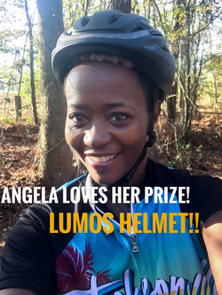 Angela - Lumos Helmet