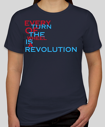 BGDB Revolution Ride T-Shirt