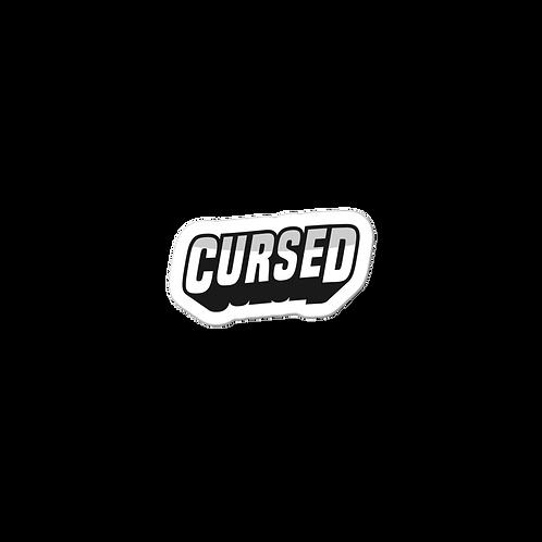 3D Cursed Sticker