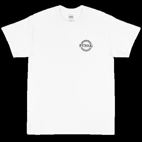 Mythical Logo Shirt | White