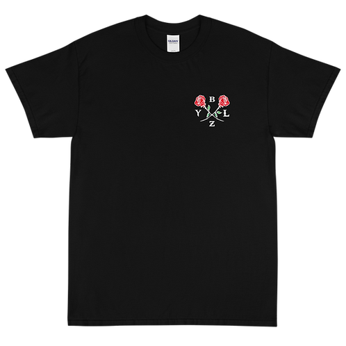 Blizzy Floral Cross Shirt