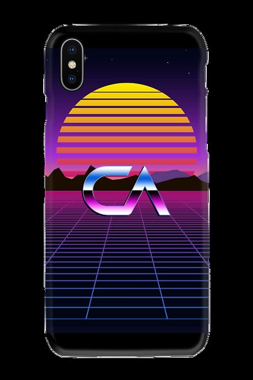 Retro Cursed Phone Case