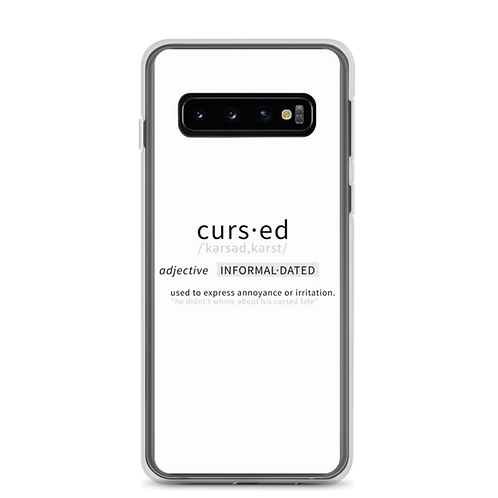Google Cursed | Samsung Case
