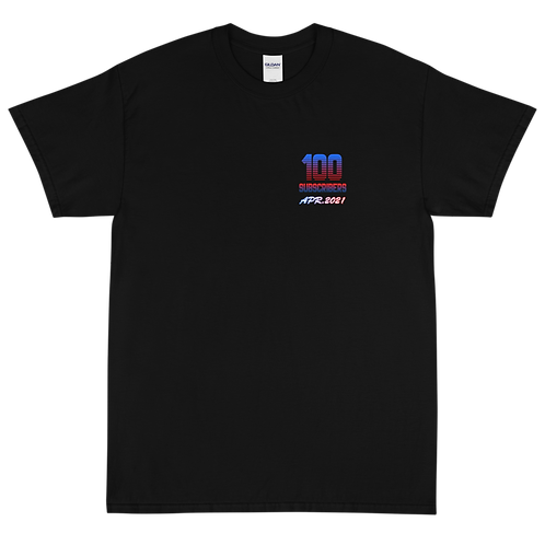 Blizzy 100 Twitch Subscriber Shirt