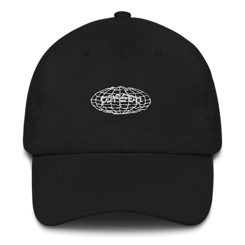 CURSED GLOBAL DAD HAT