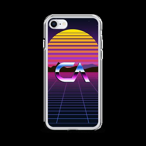 RETRO CA | iPhone Case