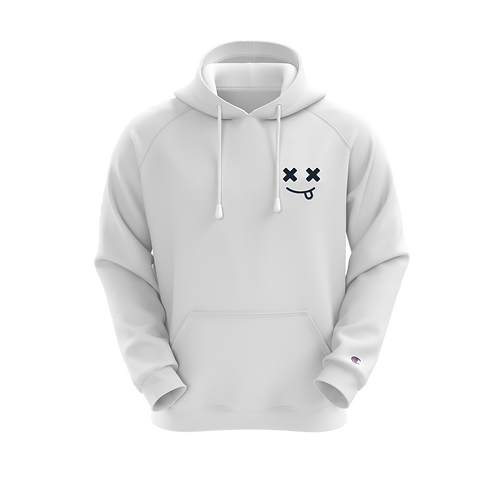 Smiles Only by Kov | Champion Hoodie