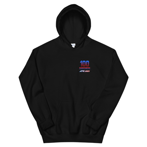 Blizzy 100 Twitch Subscriber Hoodie