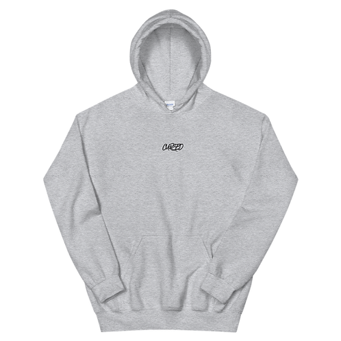 Cursed Signature Embroidered Hoodie