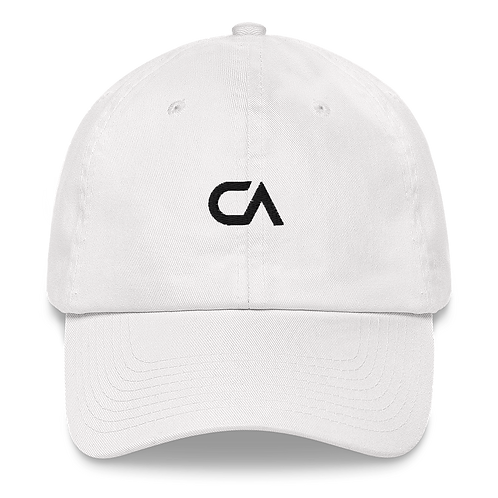 CA Logo Dad Hat | Black Logo