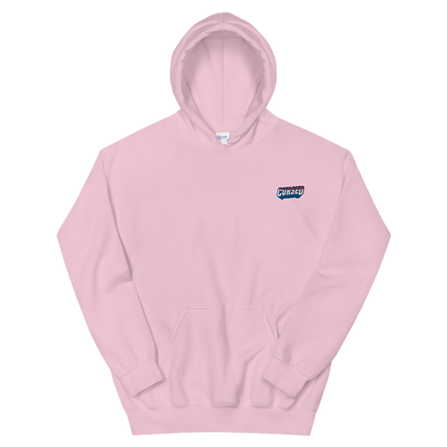 """""""Cursed Popsicle""""   Embroidered Hoodie"""