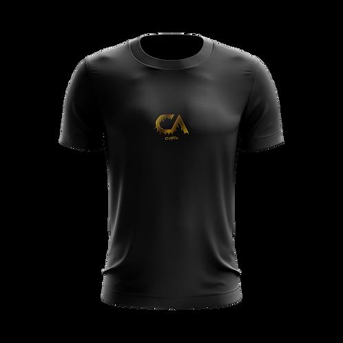 ᑕΛ·04 - Gold CA Shirt
