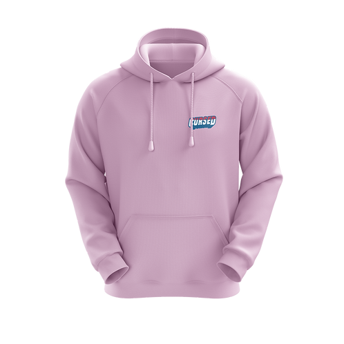 "ᑕΛ·03 - ""Cursed Popsicle"" Embroidered Hoodie"