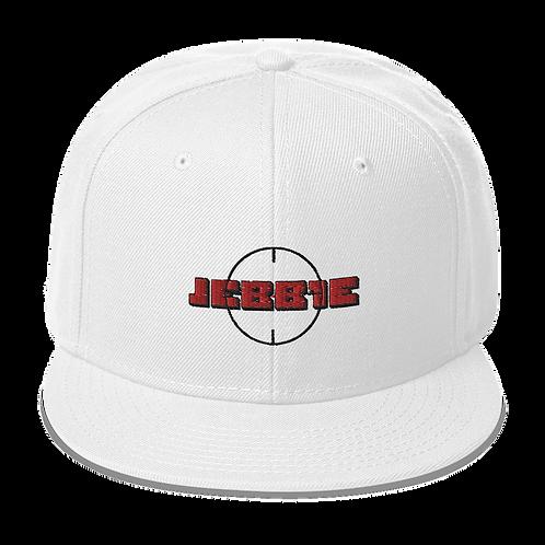 JEBBIE ONE TAPS Snapback | Black