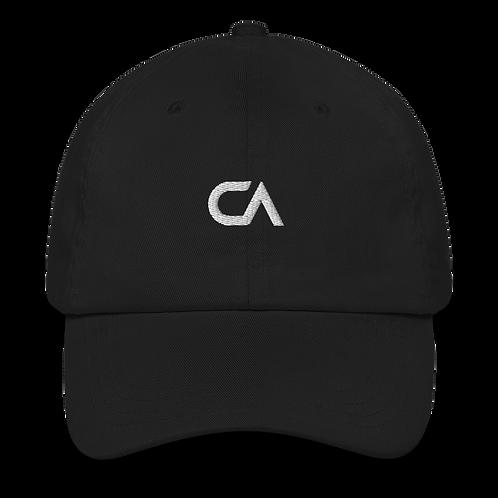 CA Logo Dad Hat | White Logo