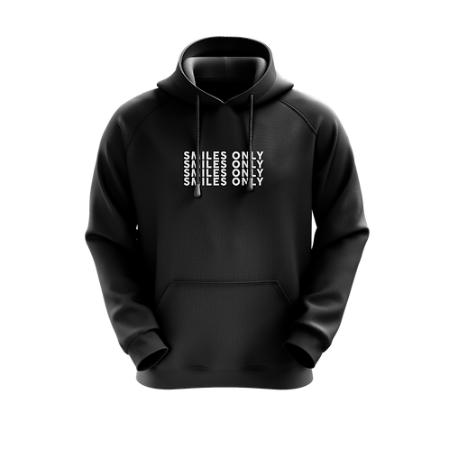 Smiles Only by Kov | Hoodie