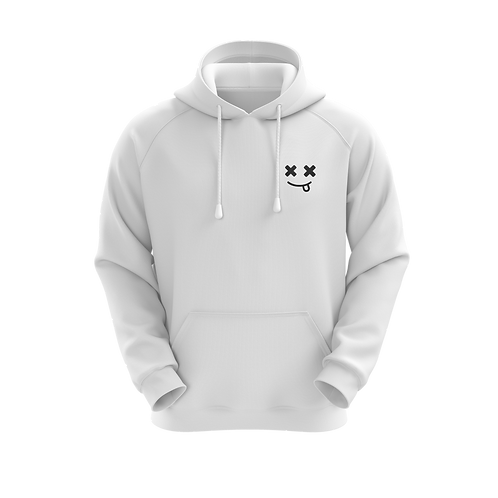 Smiles Only by Kov | Smile Hoodie