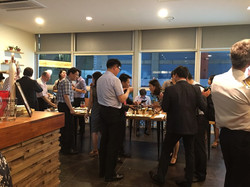 Sobremesa & ESCCK Networking Nights